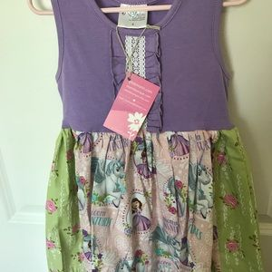 Other - Boutique Disney Sofia the First Dress 4